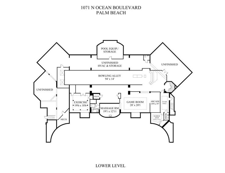 1164 best images about matched up complete floor plans on pinterest mansion floor plans - Mansion house plans consummate refinement ...