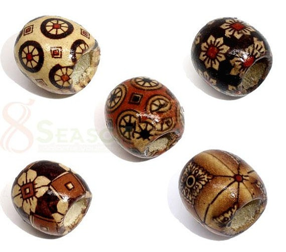 .love these dread beads.