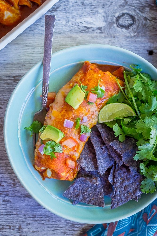An Easy And Healthy Mexican Dinner That Your Whole Family Will Love