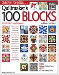 Quiltmaker's 100 Blocks Digital Download $5.99