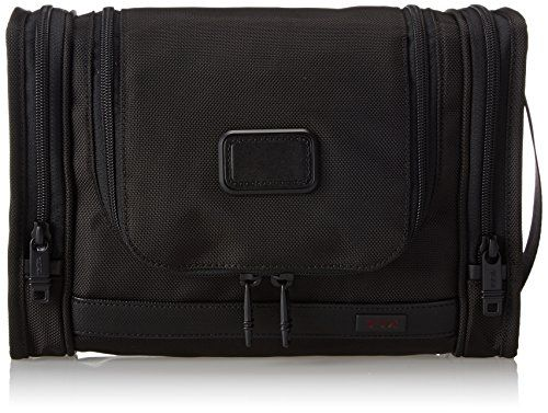 Tumi Alpha 2 Hanging Travel Kit Black One Size ** Check out this great product. Note:It is Affiliate Link to Amazon.