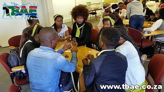 Marshmallow Tower Team Building Activity #MBAT #Creative #TeamBuilding
