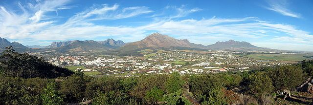 Stellenbosch is a quaint little varsity town just outside of Cape Town, on the border of the Cape winelands, less than an hour from Cape Town