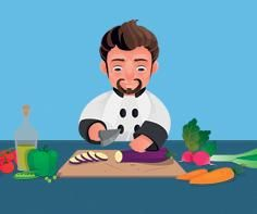 Job Posting on www.chefquick.co.uk - Chef Job Vacancy - Kitchen Manager - Catering Company - Flintshire - £20,000 + - Straight Shifts