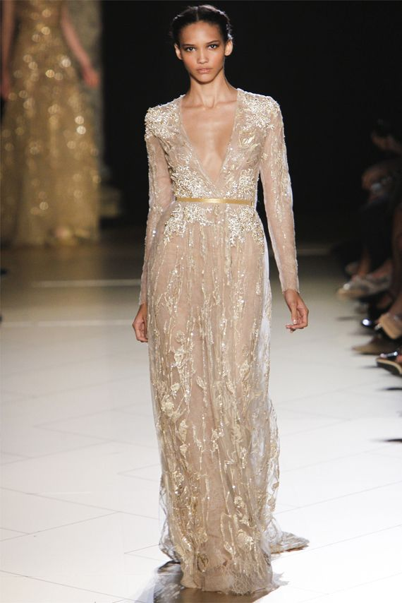 Elie Saab Fall 2012 Couture: Wedding Dressses, Eliesaab, Ellie Will Be, Fall2012, Gowns, Fall 2012, Fashion Pictures, Haute Couture, Elie Saab Fall