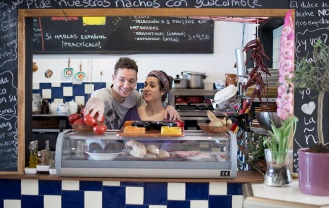 Café Cultura - Spaanse bar, restaurant, winkel en activiteiten in Rotterdam #SpaansEten #SpaansRestaurantRotterdam