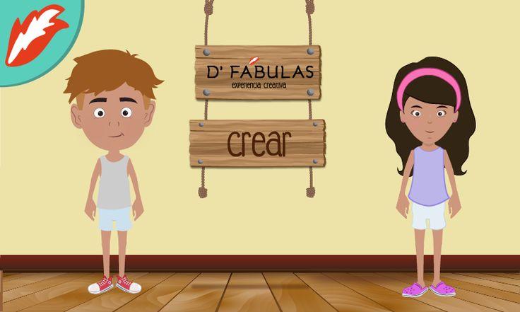 Inicio del juego. Selección del personaje, #create #creativity #design #kids #game #online #fashion #innovation