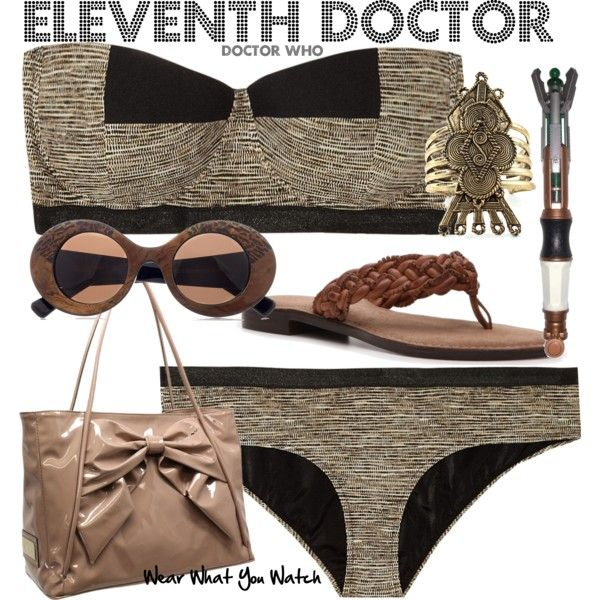 Inspired by Doctor Who's eleventh doctor played by Matt Smith.