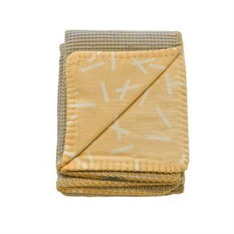 Ledikantdeken 'Dreamer' Honeycomb - 110 x 140 CM