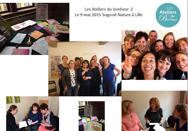 Réseau des Ateliers du Bonheur: Atelier du bonheur de Pascale Gabert- Zamparini!
