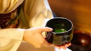 """Have you ever heard of """"Wedding tea ceremony"""" in Japan? Actually, it's really unique one, not so popular, but some Japanese couple experienced """"Cha-kon shiki"""" (wedding ceremony using the style of tea ceremony) in Kyoto Japan lately. Using the tea ceremony for thick tea and sharing a bowl with members of 2 families, they can make the family tie stronger.    The new style of wedding using the traditional tea ceremony   My customers from foreign countries often ask me """"Do you have the…"""