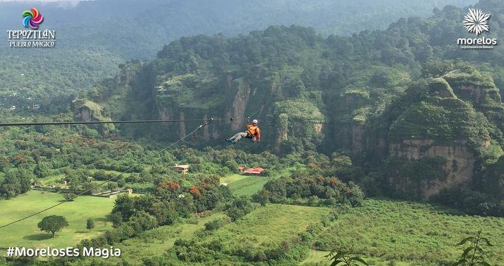 Tepoztlán es uno de los dos Pueblos Mágicos de Morelos