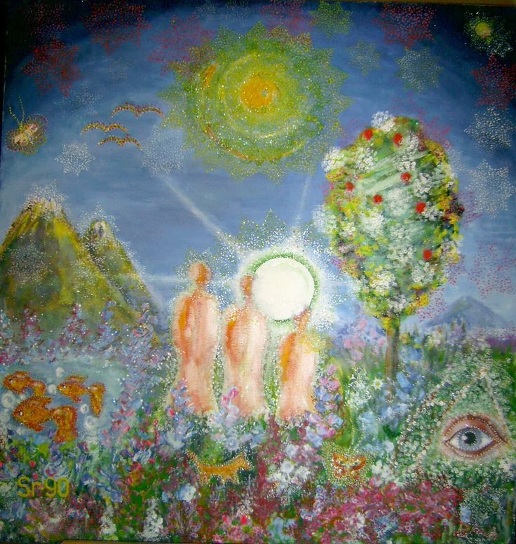 Miracle of Fatima Strontium'90 Art Group