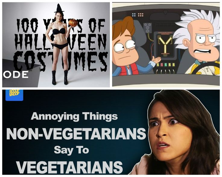 From 100 Years of Halloween Costumes to The Great Khali, here are the top 10 YouTube videos we tracked for the second week of October.