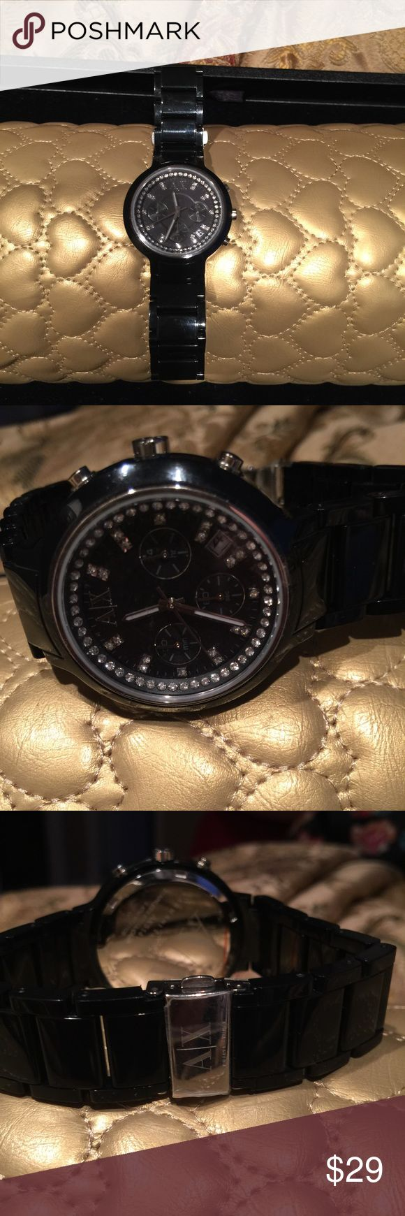 Authentic Armani!!! Gorgeous Armani watch!! Never used... All sales are final... Accessories Watches