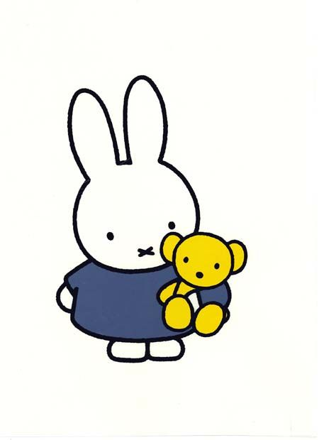 Dick Bruna, creator of the Miffy books, talks about his life and work