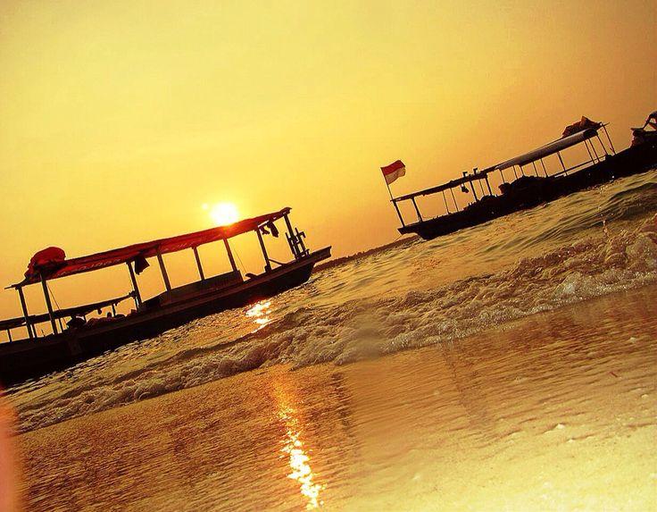 Viewpoint silver island #sunset #vsco #vscocam #vscomoment #iphone #iphonecamera #silverisland #indonesia2014