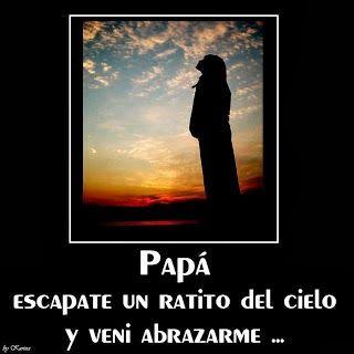Imagenes Lindas Para Compartir Fb: Te Extraño Demasiado Querido Papa No Imaginas Cuanto