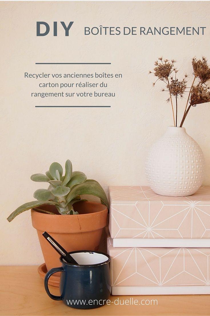 Oltre 25 fantastiche idee su boite de rangement su pinterest - Boite de rangement maison du monde ...