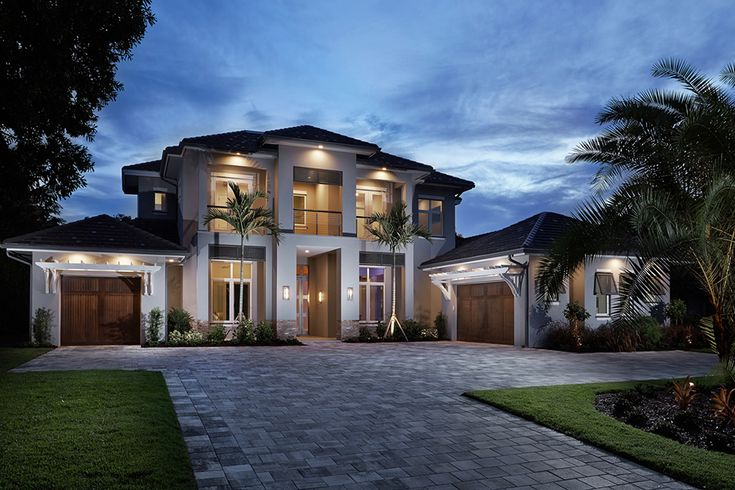 Spacious Florida House Plan with Rec Room - 86012BW | Florida, Southern, Luxury, Photo Gallery, Premium Collection, 1st Floor Master Suite, CAD Available, Den-Office-Library-Study, MBR Sitting Area, Media-Game-Home Theater, PDF | Architectural Designs
