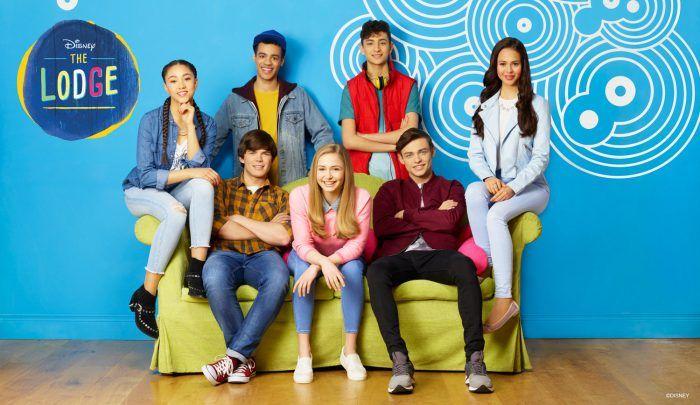 'The Lodge'  – Gloednieuwe live action en muziek serie vanaf 5 maart bij Disney Channel