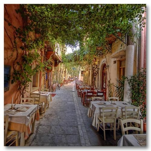 Rethymno, Isle of Crete, Greece