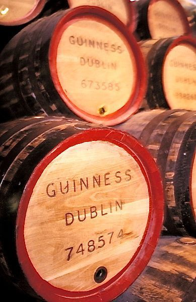 A visit to the Guinness Factory in Dublin needs to be on everyone's Ireland bucket list.