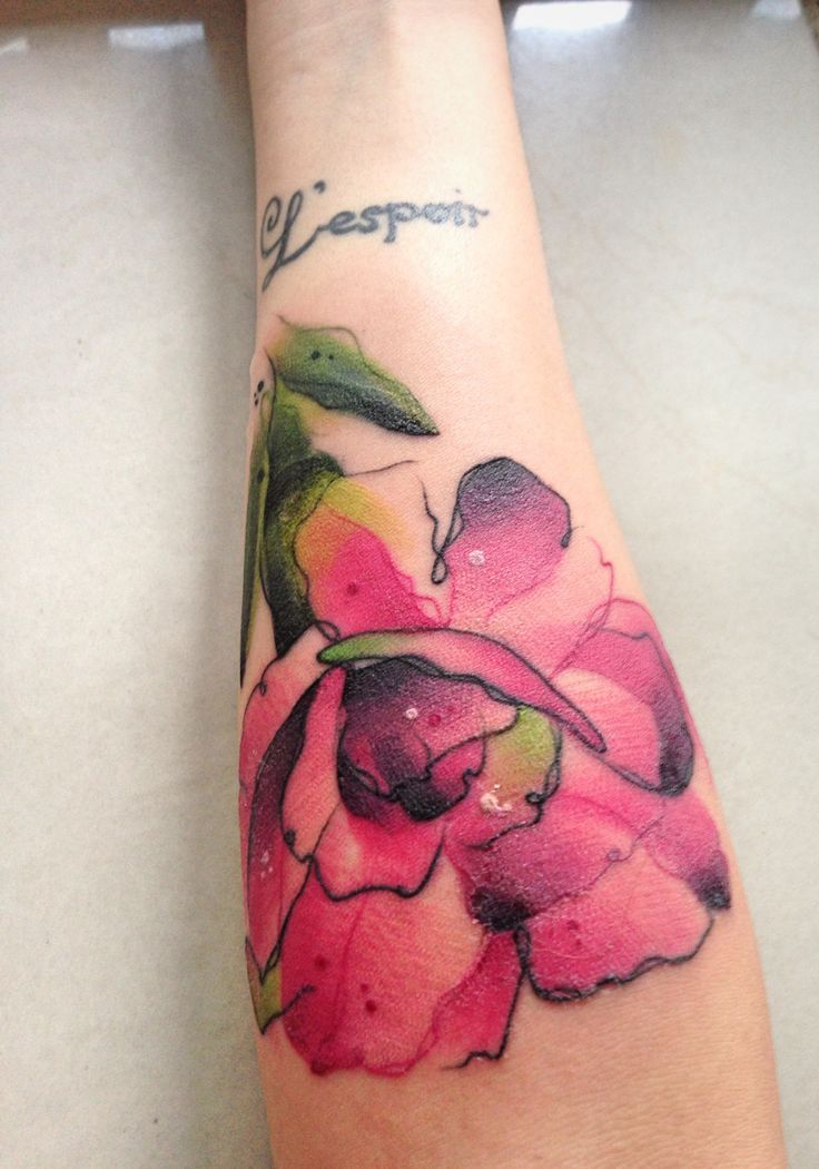117 best images about tattoos on pinterest for Red carnation tattoo