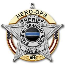Sheriff Deputy's Wife