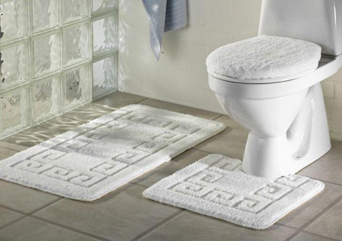 Teppich Badezimmer badezimmer teppich blau, badezimmer teppich kibek ...