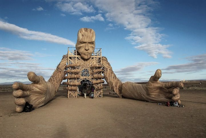 AfrikaBurn's Incredible Structures from 2013 | S.O.M.F