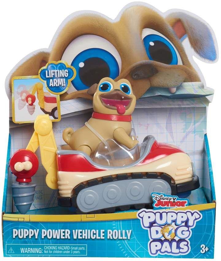 Just Play Puppy Dog Pals Puppy Power Vehicle Rolly Sponsored Sponsored Dog Puppy Play