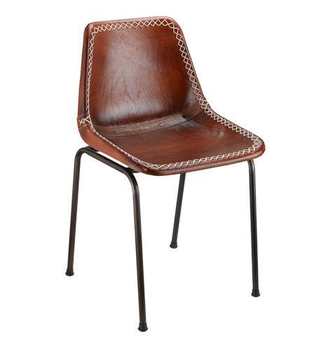 Leather+Schoolhouse+Chair+