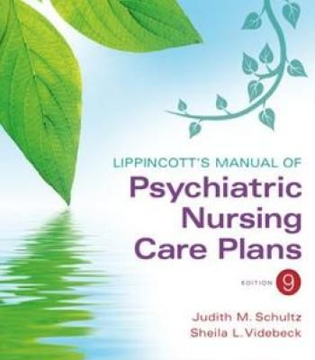 Lippincott'S Manual Of Psychiatric Nursing Care Plans Ninth Edition PDF