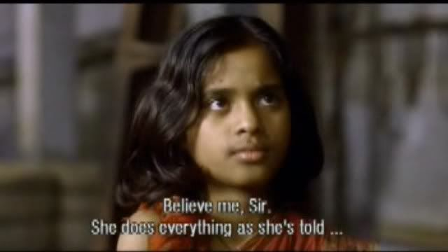 Shadows of Time 2004:India before independence, a carpet factory near Calcutta. For Ravi  and Masha, who are forced to work as child labourers, it is the beginning of a tragic love story