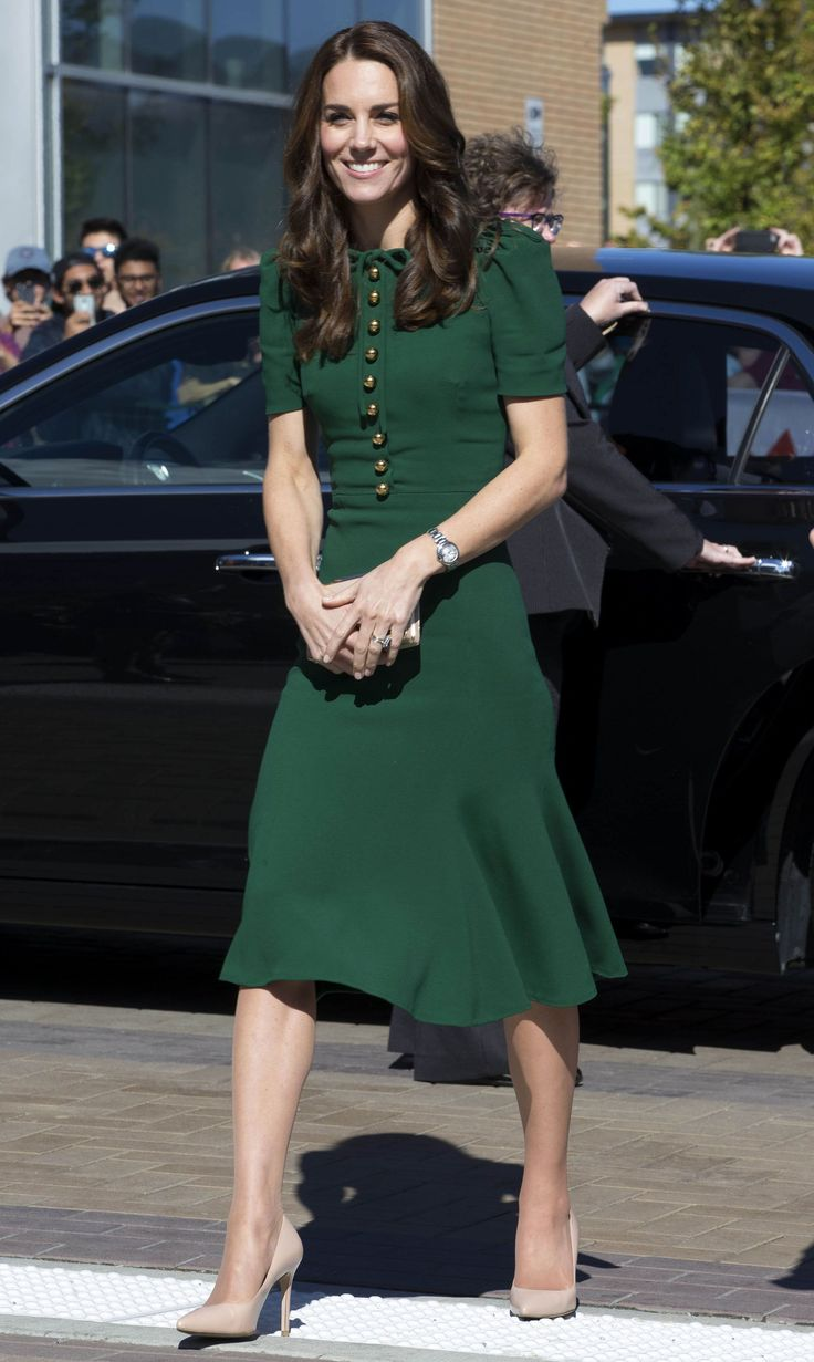 Dolce & Gabbana Released This Custom Kate Middleton Dress