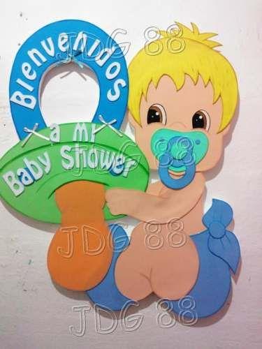 letreros para baby shower - Buscar con Google