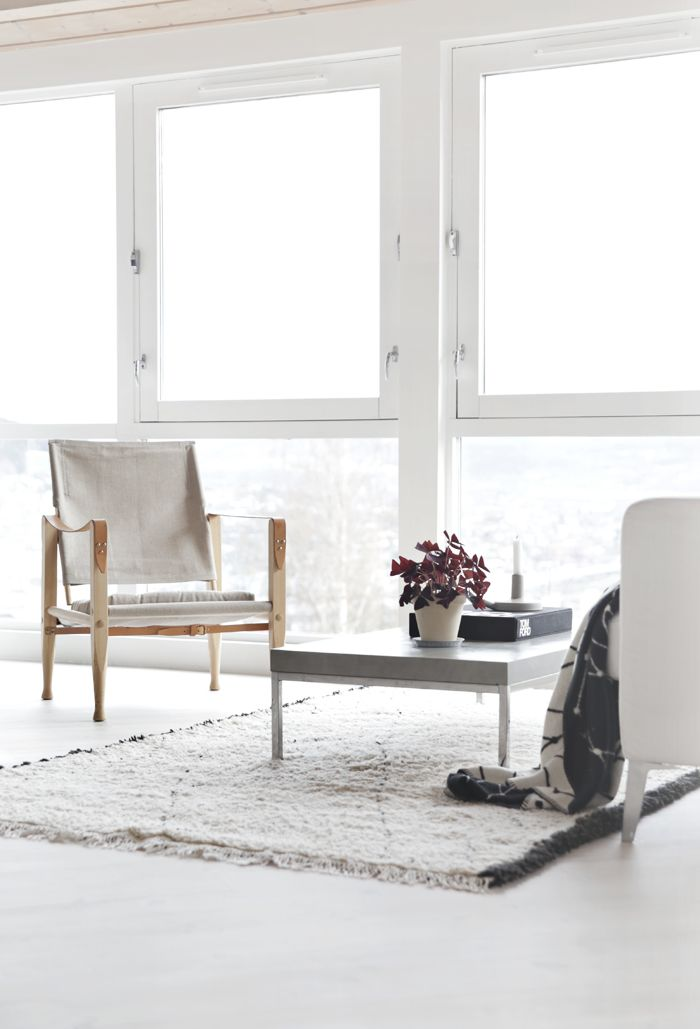AT HOME IN NORWAY Show Us How Carl Hansen Sn Design Classics Shape Your