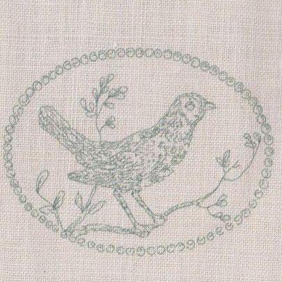 Peony & Sage -Birds- Greenピオニー&セージ *バード* グリーン 生地 品番:P-10GR日本初上陸の英国ファブリックブラン...|ハンドメイド、手作り、手仕事品の通販・販売・購入ならCreema。