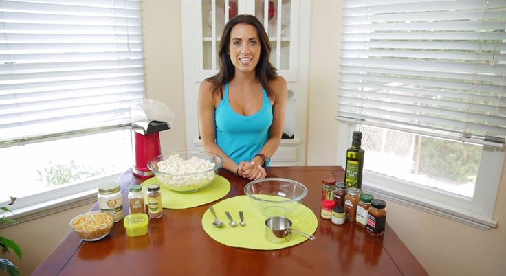 21 Day Fix SNACK HACK: Popcorn Recipe