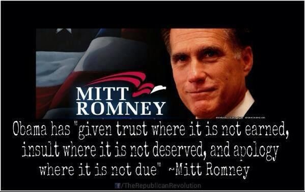 Best thing Romney has ever said, it sums it all up!