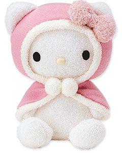 Sanrio Hello Kitty cute stuffed toy (Hello Kitty plush toys)(Cute Pile toy) (3)