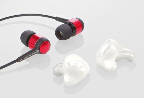 Individuell angepasste In-Ear-Hörer von Beyerdynamic - genialer Sound und perfekter Sitz.