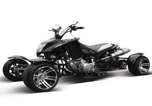 G-wheel ATV