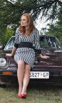 Order Online: www.love-fashion.co.za Pin Stripe Dress Only R495.88