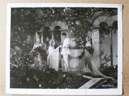 Jeanette MacDonald and Dennis King Original Photo 1930 The Vagabond King | eBay