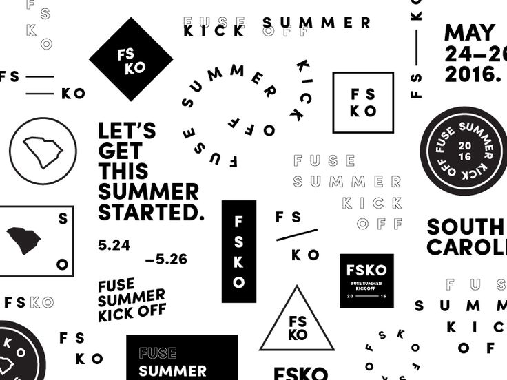 FSKO 2016 by Lisa Oliver - Dribbble