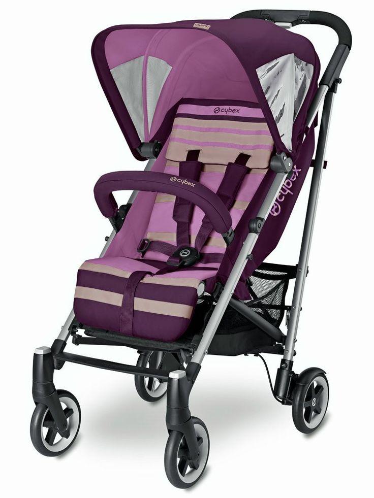 Poussette citadine 4 roues de la collection Callisto Princess Pink Purple de chez Cybex... #poussettecallistoblack #poussette4rouescybex #poussettecybex #cybex #callistoPrincessPinkpurple #