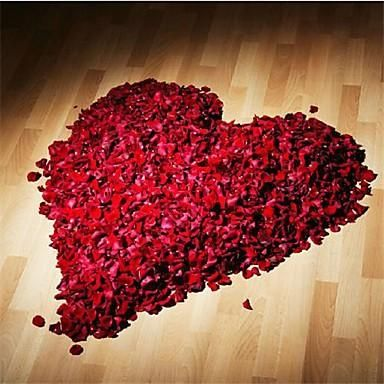 cores na venda / 5,5 centímetros de seda rosa pétalas de flores para mesas de…