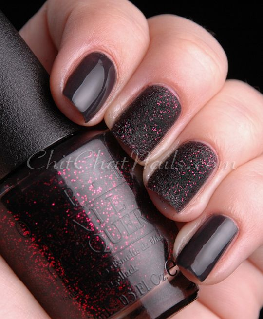 ChitChatNails » Blog Archive » Annual Christmas Party manicure
